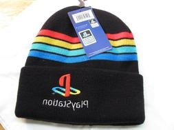 Playstation Beanie Hat Bioworld ~Authenitc Licensed NWT new