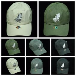Praying Hands Rosary Dad Hat Plain Baseball Cap Unstructured