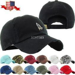 689ea6556f90b Praying Hands Rosary Embroidery Dad Hat Baseball Cap Unconst