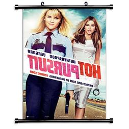 Hot Pursuit Fabric Movie Wall Scroll Poster  Inches