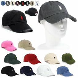 Polo RL Baseball Cap Mens Womens Adjustable Dad Hat Sport Cl