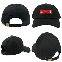 Savage Hat Dad Baseball Cap Hip Hop For Men Women Embroidere