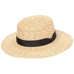 Lack Of Color Women The Spencer Boater Straw Hat