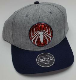 Bioworld Spider-man New Suit Snapback Hat Swag New