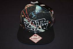 Star Wars Snapback Hat by Bioworld - NEW WITH TAGS!