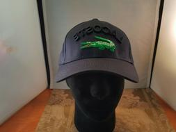 Lacoste Strapback Baseball Cap Blue w/Green/Blue Embroidered