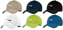 Nike Swoosh Front Men's Adjustable Strapback Dad Cap Authent