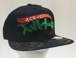 Teenage Mutant Ninja Turtles TMNT Snapback Baseball Hat Biow