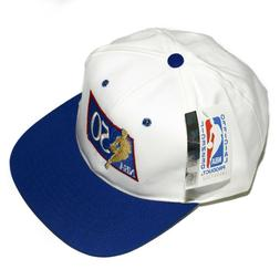 The NBA at 50 White Commemorative Official Hardwood Classic