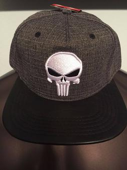 The PUNISHER Marvel COMIC Book SKULL Stan Lee movie MEN'S Ne