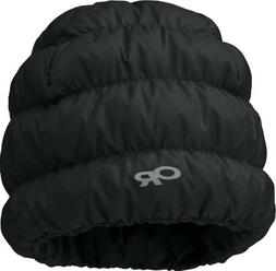 Outdoor Research Transcendent Down Beanie, Black, Large/X-La