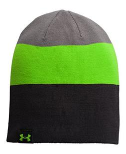 Under Armour Men's UA 4-in-1 Stripe Beanie One Size Fits All