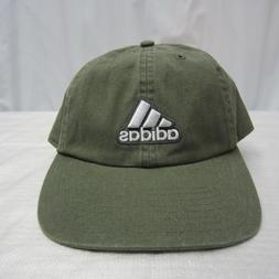 adidas Men's Ultimate Relaxed Fit Cap, Earth Green/Black/Cle