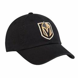 Vegas Golden Knights Blue Line Twill Adjustable Dad Hat Blac