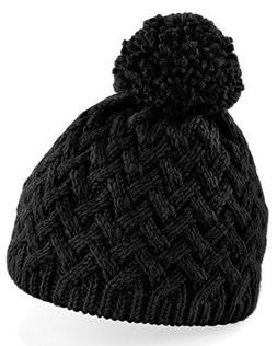 Beechfield Vermont Ladies/Womens Winter Beanie Hat