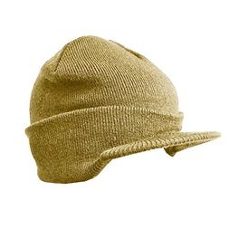 Winter Hats - Winter Cap - Warm Hat with Brim for Men for Wo