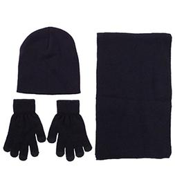 Simplicity Unisex Adult Winter Wholesale Ski Beanie Scarf Gl