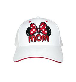 Disney Women's Minnie Mouse Mom Fan Baseball Hat