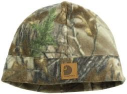 Carhartt Men's Workcamo Fleece Hat,Realtree Xtra,One Size