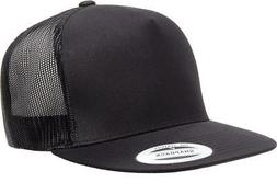 9ee0cffdc8cfe9 Editorial Pick Yupoong® Classic Trucker Mesh Hat Blank 5 Panel 6006 6006T